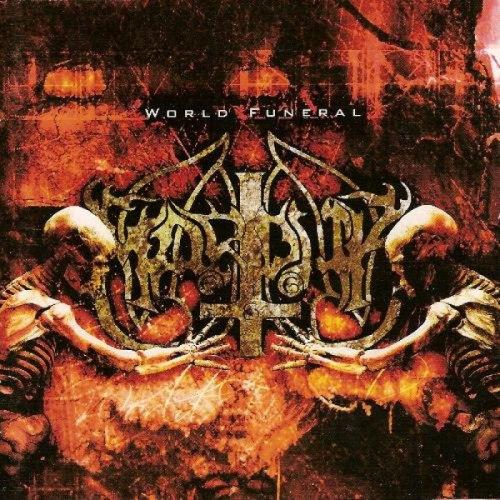 MARDUK - World Funeral CD Black Metal