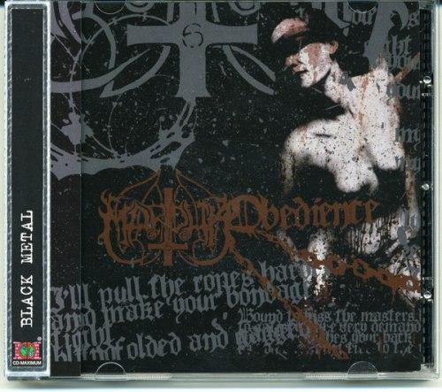MARDUK - Obedience MCD Black Metal
