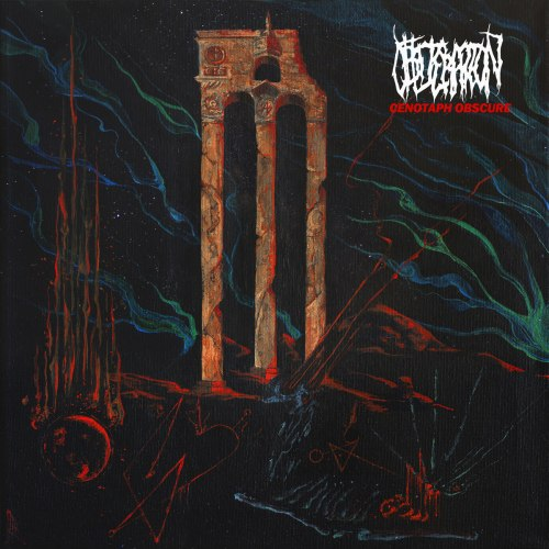 OBLITERATION - Cenotaph Obscure CD Death Metal