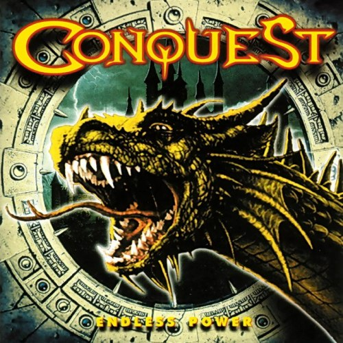 CONQUEST - Endless Power CD Power Metal