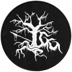 YGG - Tree Нашивка Atmospheric Heathen Metal