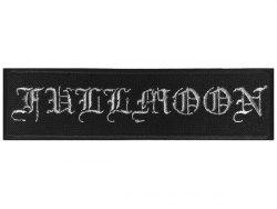 FULLMOON - Logo Нашивка NS Metal