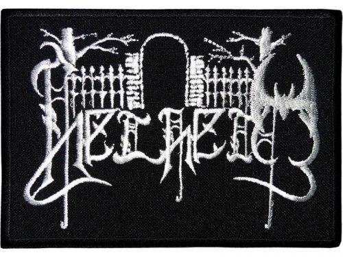 HELHEIM - Logo Нашивка Heathen Metal