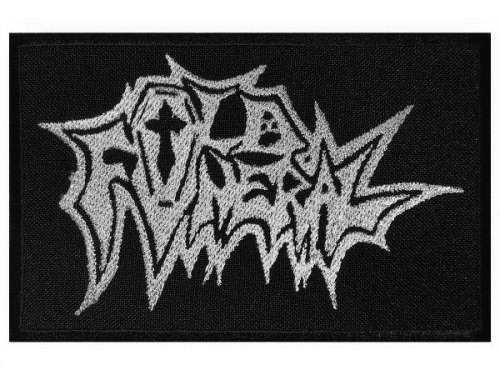 OLD FUNERAL - Logo Нашивка Death Metal