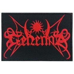 GEHENNA - Logo Нашивка Black Metal