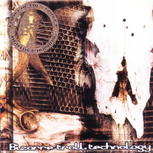TROLLHEIM'S GROTT - Bizarre Troll Technology CD Industrial Blackened Metal
