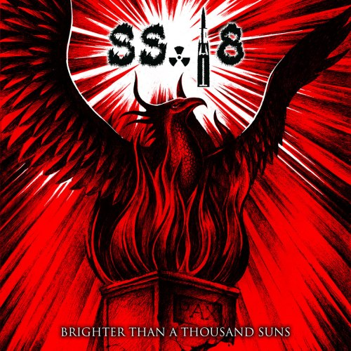 SS-18 - Brighter Than A Thousand Suns Digi-MCD Industrial Black Metal