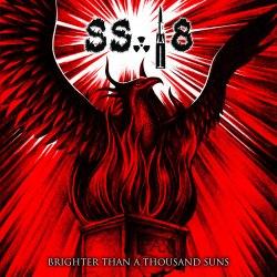 SS-18 - Brighter Than A Thousand Suns Digi-MCD Industrial Black Metal