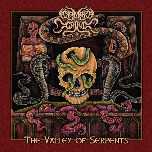 DIG ME NO GRAVE - The Valley Of Serpents MCD Death Metal