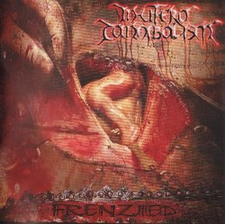 IN UTERO CANNIBALISM - Frenzied CD Death Metal