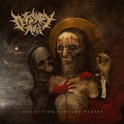 OSSUARY ANEX - Mutilation Through Prayer CD Brutal Death Metal