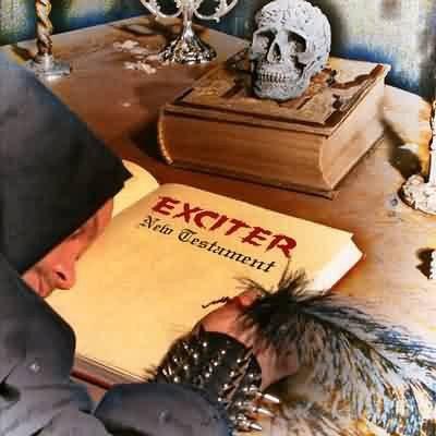 EXCITER - New Testament CD Speed Thrash Metal