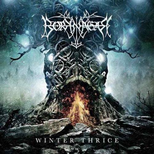 BORKNAGAR - Winter Thrice CD Progressive Nordic Metal
