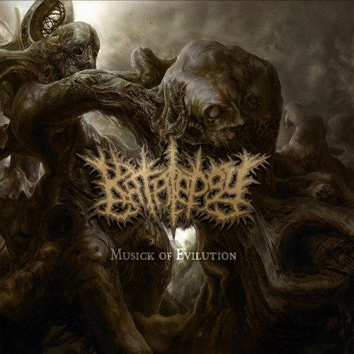 KATALEPSY - Musick Of Evilution Digi-CD Brutal Death Metal