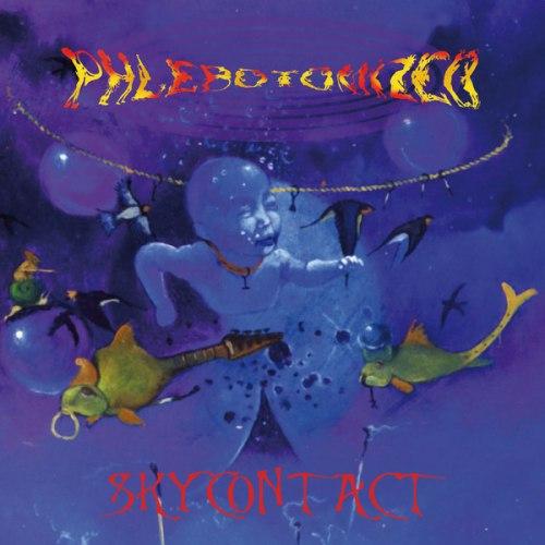 PHLEBOTOMIZED - Skycontact Gatefold DLP Avantgarde Death Metal