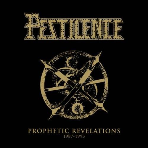 PESTILENCE - Prophetic Revelations 1987-1993 4LP Boxed Set Death Metal