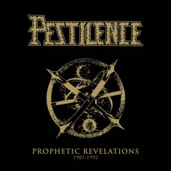 PESTILENCE - Prophetic Revelations 1987-1993 4LP Boxed Set Death Metal