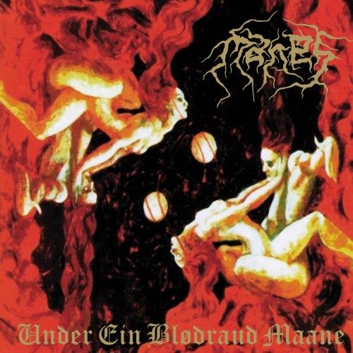 MANES - Under Ein Blødraud Maane Digi-CD Avantgarde Metal