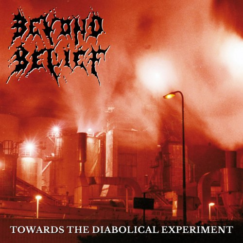 BEYOND BELIEF - Towards The Diabolical Experiment Digi-CD Doom Death Metal