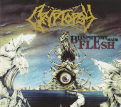 CRYPTOPSY - Blasphemy Made Flesh Digi-CD Brutal Technical Death Metal