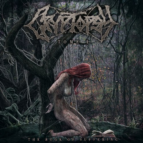 CRYPTOPSY - The Book Of Suffering: Tome I Digi-MCD Brutal Technical Death Metal