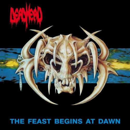 DEAD HEAD - The Feast Begins At Dawn 2CD Thrash Metal