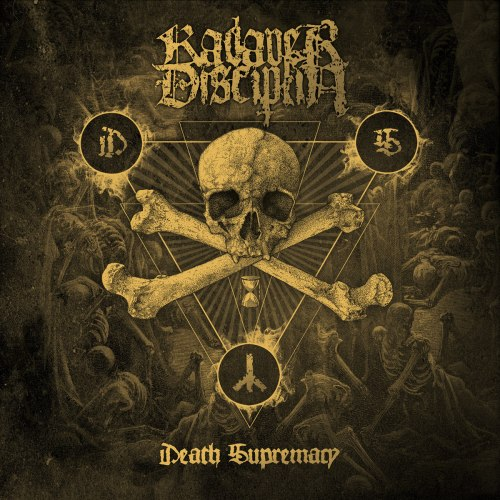 KADAVERDISCILPIN - Death Supremacy CD Black Metal