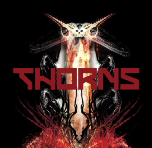 THORNS - Thorns CD Industrial Black Metal