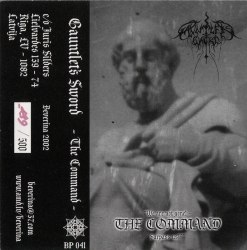 GAUNTLET'S SWORD - The Command Tape Pagan Metal