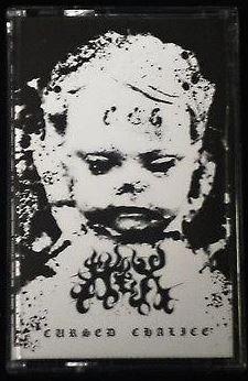 HEX - Cursed Chalice Tape Black Metal