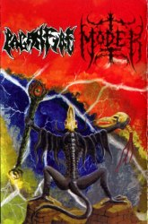PAGANFIRE / MODER - Paganfire / Moder Tape Thrash Metal