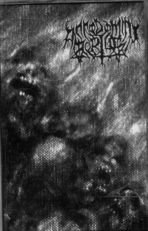 ANNO DOMINI MORTUS - Anno Domini Mortus Tape Black Metal