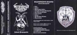 WAFFENTRAGER LUZIFERS - Satanic Propaganda Tape Black Metal