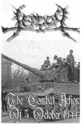 TERDOR - The Combat Action Of 5 October 1944 Tape Black Metal
