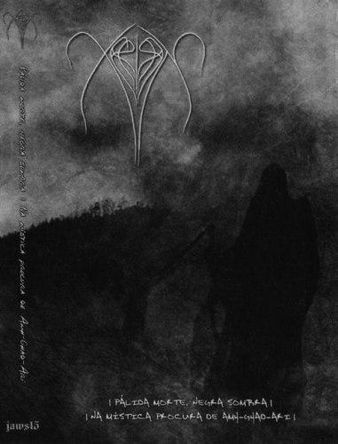XERION - Palida Morte, Negra Sombra Tape Heathen Metal