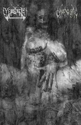 YPERITE / CHAROGNE - Seuls Les Morts Ont Vu La Fin De La Guerre / Purge Tape Black Metal