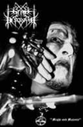 GRIM DESTROYER - Might and Majesty Tape Black Metal