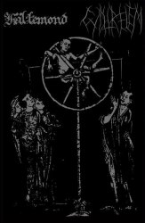 GYOTRELEM / KALTEMOND - Gyötrelem / Kältemond Tape Black Metal