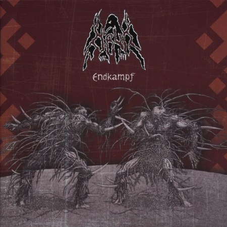 KRUK - Endkampf CD Black Metal