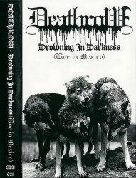 DEATHROW - Drowning In Darkness Tape Black Metal