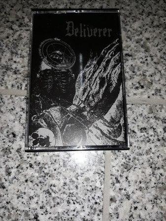 DELIVERER - The Serpent Reveals Light Tape Black Metal