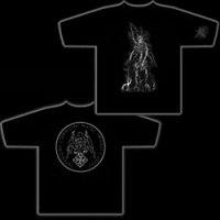 KRUK - Kryvian Darkness - M Майка Black Metal