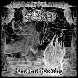 TARTAROS - Darkened Destiny CD Black Metal