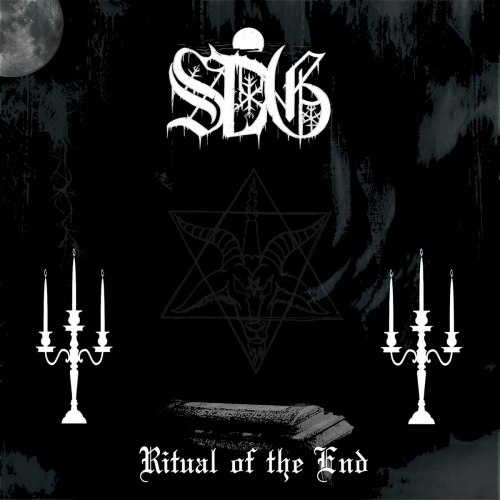 SORCIER DES GLACES - Ritual of the End CD Black Metal