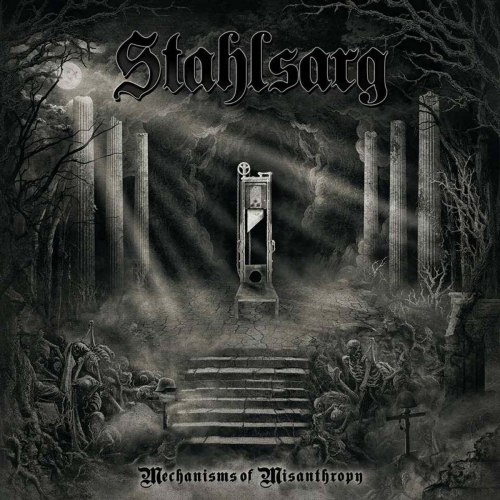 STAHLSARG - Mechanisms of Misanthropy CD Blackened Death Metal