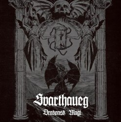 SVARTHAUEG - Drakonsk Magi CD Black Metal