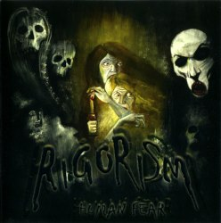 RIGORISM - Human Fear CD Death Metal