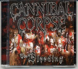 CANNIBAL CORPSE - The Bleeding CD Brutal Death Metal