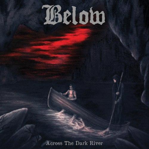 BELOW - Across the Dark River CD Doom Metal
