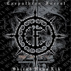 CARPATHIAN FOREST - Skjend Hans Lik CD Black Metal